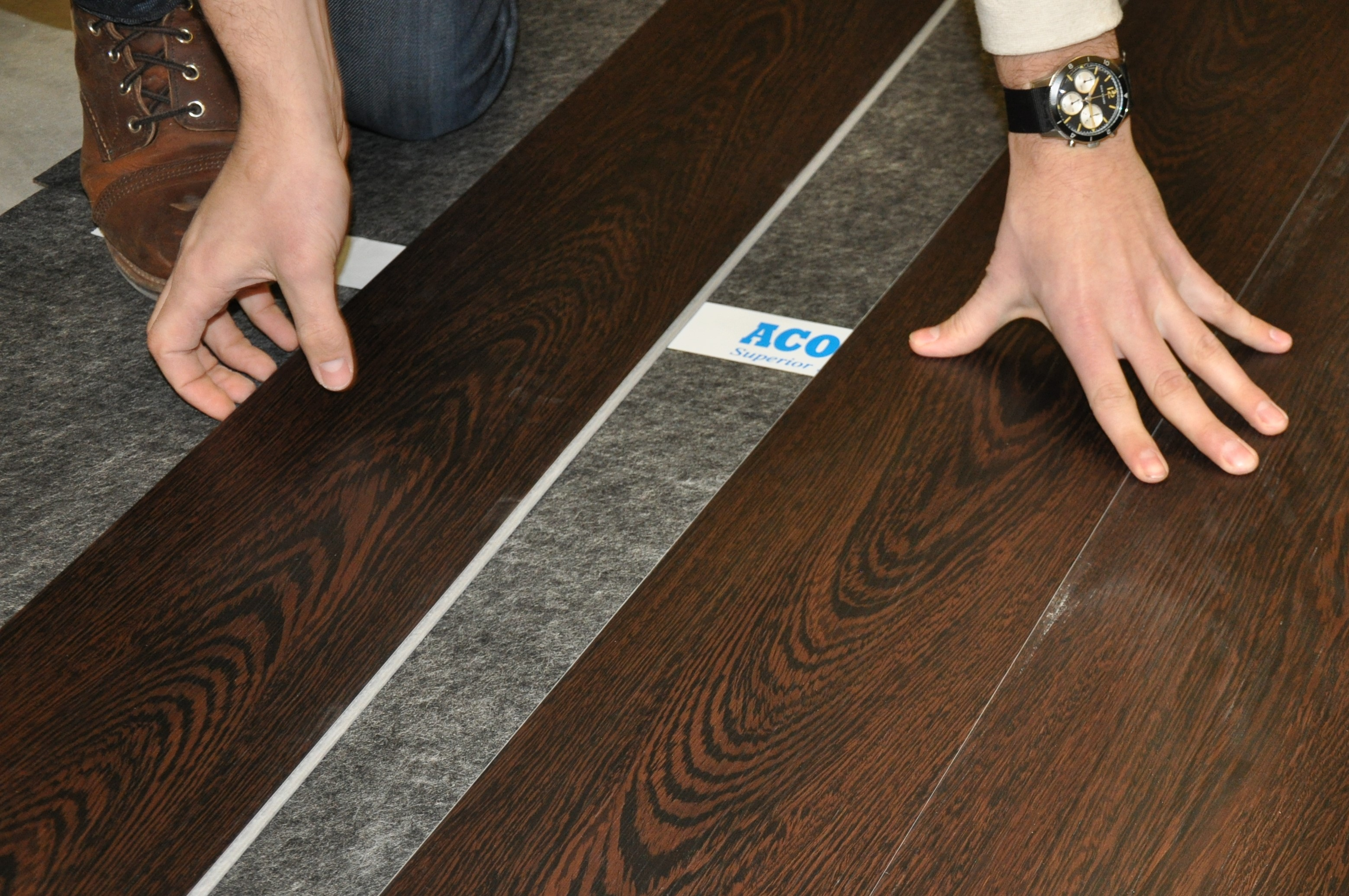 Acousti-Mat offers acoustical control